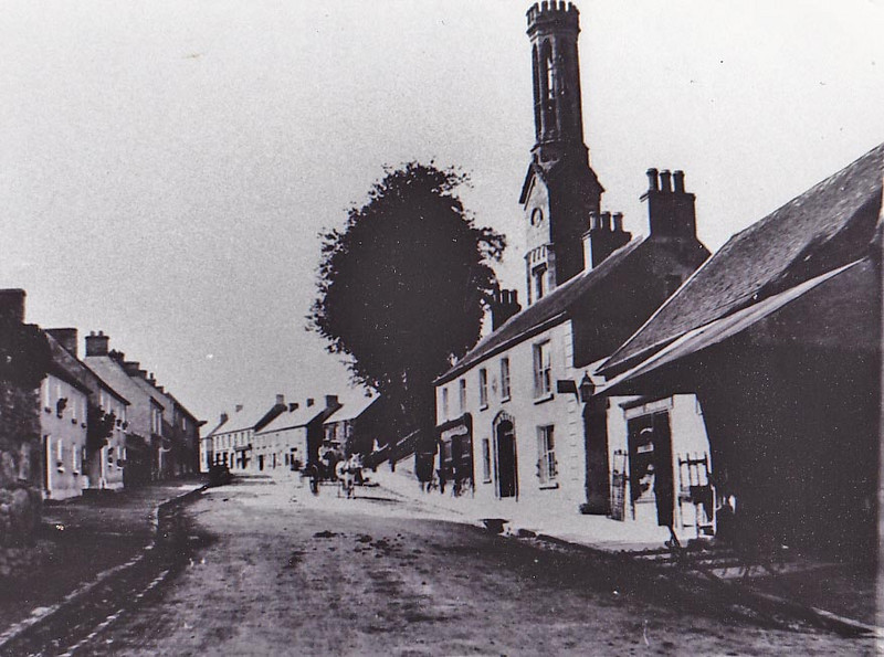 1890 Borris (old  from down the town
