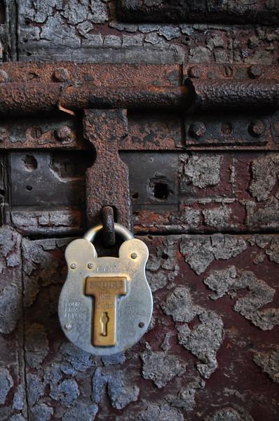 Kilmainham lockup