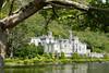 Kylemore Castle. Connemara, County Galway, Ireland