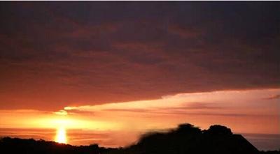 Irene Kona Sunset