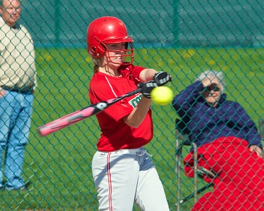 Sacred Heart Academy Softball Invite at the Mt. Pleasant High School field Saturday, May 9, 2014.