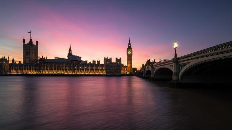 Hues of London
