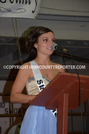Iron County Fair - Queen Contest