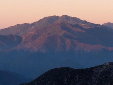 Iron Mountain, New Years Day, 2007
