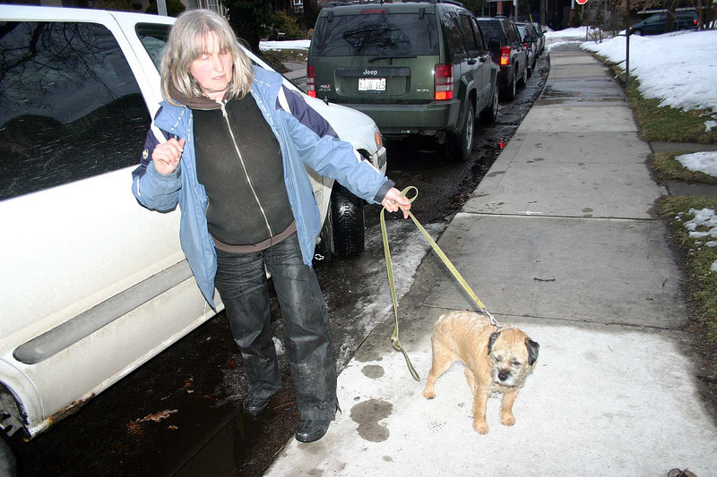 We were scheduled to leave for Isla Navidad at 7:00 a.m. on Wednesday, February 27, 2013.  As on prior vacations we left Sandy with our dog boarder, Donna Plante of Pet Partners.