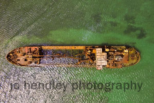 Shipwreck, Marigot