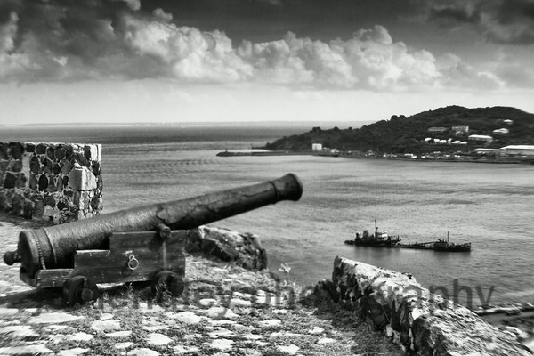 Fort Louis, Marigot.