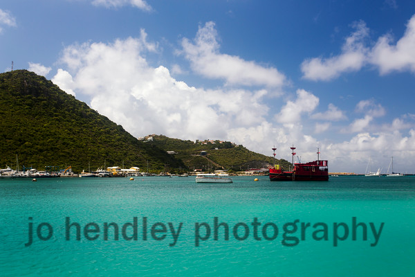 SXM 2014, Great Bay, Philipsburg