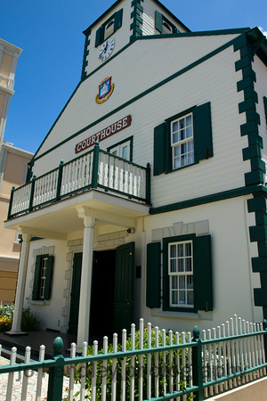 Courthouse, Philipsburg