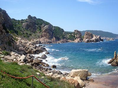 Island of Sardinia - Northern part - Italy