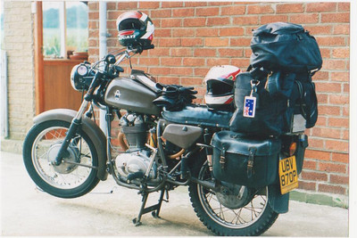 Isle of Man UK trip 1998.