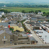 Castletown from Castle Rushen