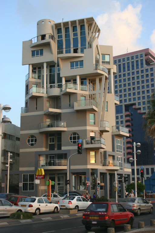 Modern Israeli architecture