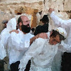 Dancing At The Kotel, Jerusalem, Israel