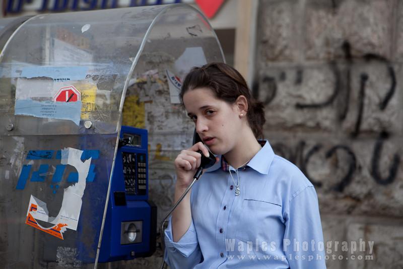 Public Telephone, Guela