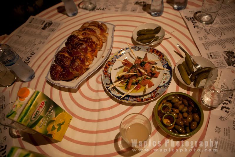 Challah at Bracha's