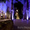 Scott's Hotel at night
