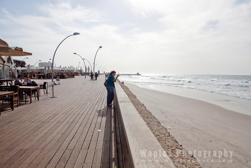 Carmen and Tel Aviv Port