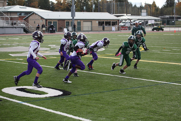 Issaquah Rookie Gold 2012