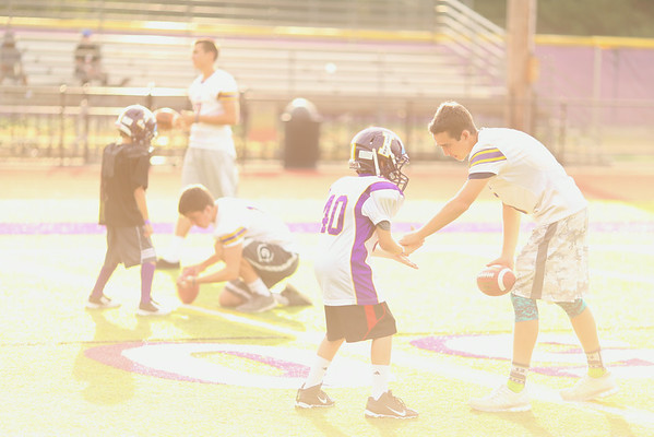 Issaquah Youth Football Camp 2014