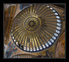 Hagia Sophia Dome rennovation