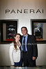 Kelly gaussa, Chris Scalfani, Panerai Watches