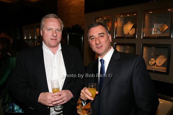 John Morrissey, Chris Tobia