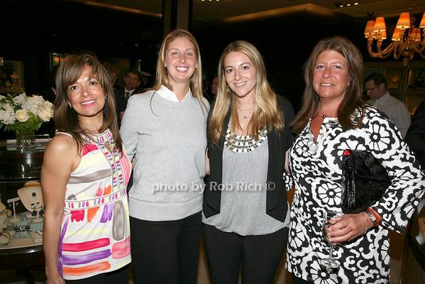 Maritza Smith, Brianna Birtles, Marissa Stubin, Pam Arnowitz