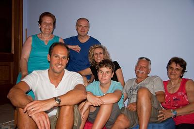 Italy 2012 Italian Family