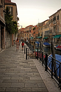 Late Afternoon in Venice