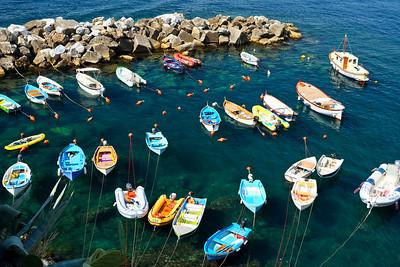Riomaggiore Marina, Cinque Terre