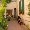 Anacapri Courtyard