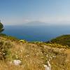 Vesuvius as seen from Monte Solaro, Capri