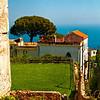 Villa Rufolo View I, Ravello