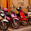 Rome Street Scene