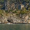 Guard Tower -- One of many along the Amalfi Coast