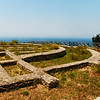 Villa Imperiale Damecuta remains, Capri