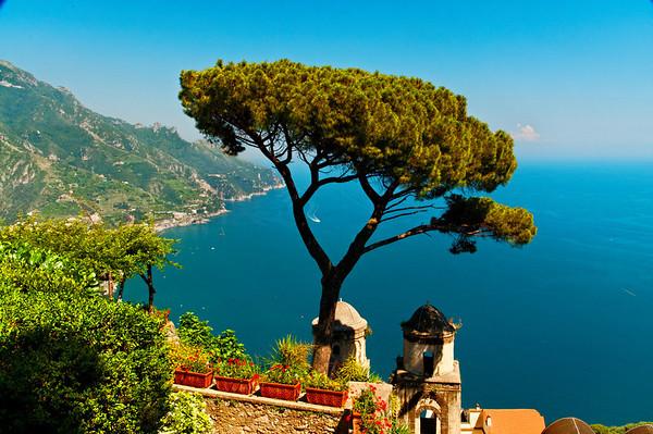 Italy - Amalfi Coast and Capri