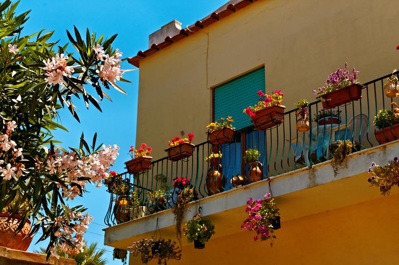 Anacapri Balcony