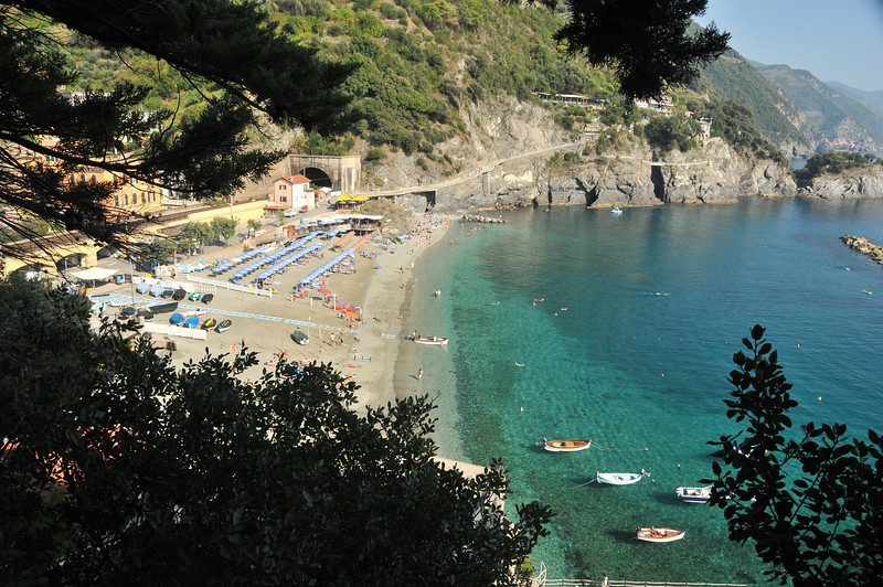 Old Town Monterosso Beach