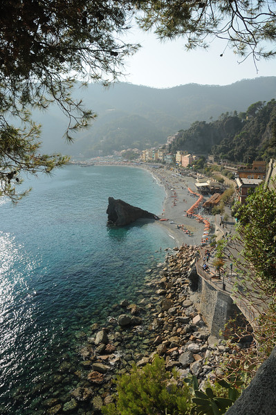 New Town Monterosso Beach