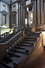 Michaelangelo does stairs - Laurentian library