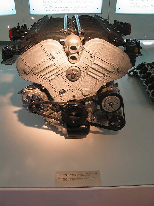 1988, 116A Experimental, 357bhp