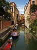 Canal, Venice, Italy, July 2006