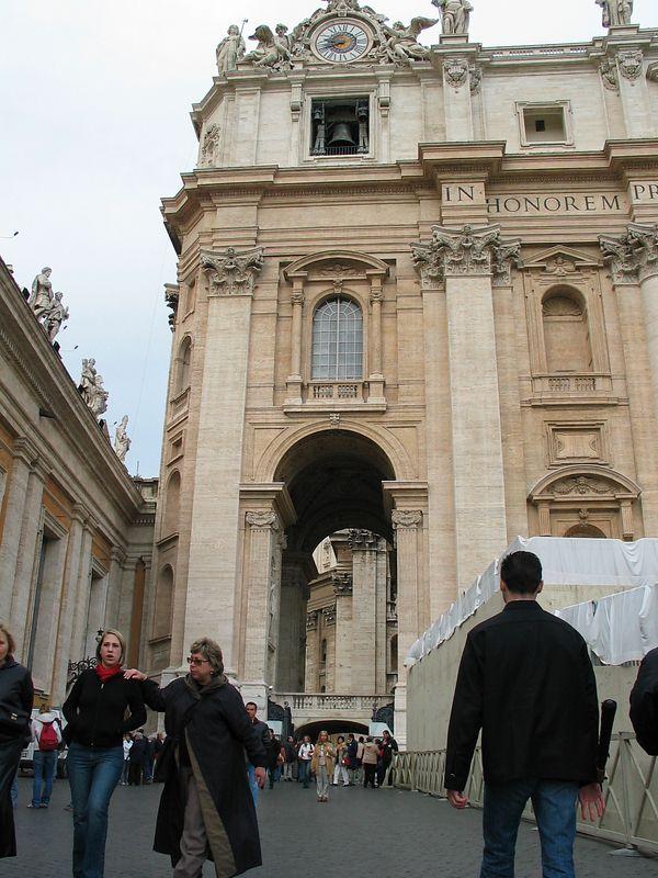 Exit Vatican Museum
