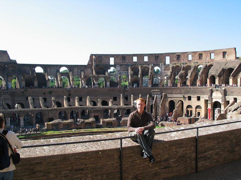 Brent Colosseum