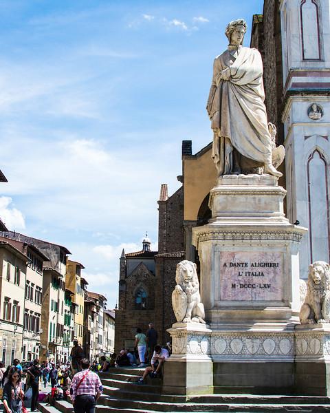 Statue of Dante_DSC0264