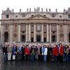 St Peter's Basilica Vatican<br /> Holy Family of Fond du Lac choir