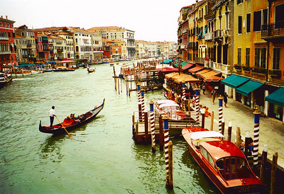 Venice, Italy. PHOTO BY: Cynthia Carris