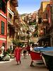 Riomaggiore, Cinque Terre, Italy, July 2004